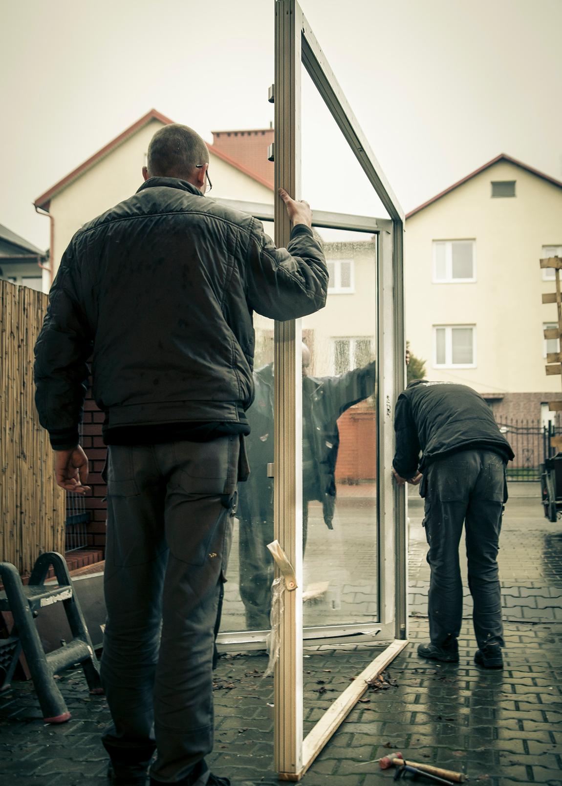 Jak Dobrze Zamontować Drzwi Tarasowe